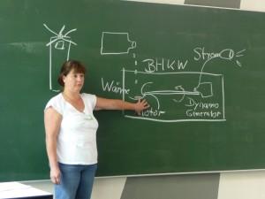 Bildungsmaßnahmen Bioenergie