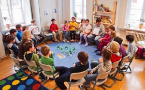 Bioenergie am Vormittag in Grundschulen